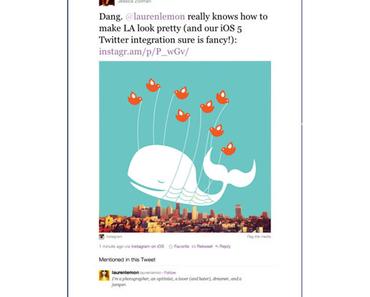 Instagram macht ernst und löst Integration mit Twitter