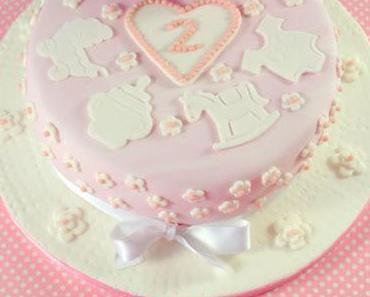 Die Sophie Torte – Ein rosarotes Kikaninchen- Nutella Torte