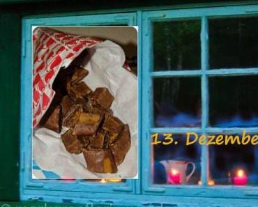 Weihnachts-Magenbrot nach dem Rezept von Susannes Tante Rita aus Lauingen