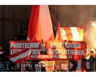 Gewalt im Fußball und die perfekte Lösung