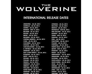 """Starttermine für """"The Wolverine"""" und """"Man of Steel"""" veröffentlicht"""