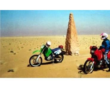Algerien: weicher Sand und weiche Birnen