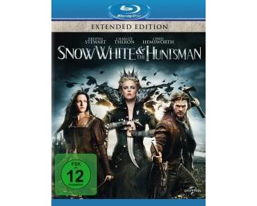 Filmkritik 'Snow White and the Huntsman' (Blu-ray)