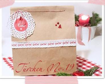 Adventskalender Türchen Nr. 19: Hübsche Geschenkverpackungen