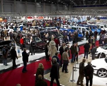 Vienna Autoshow 2013 – Vorbericht