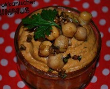 Marokkanischer Hummus