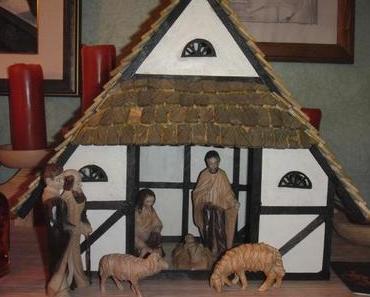 in einem Stall zu Bethlehem