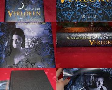 Rezension: House of Night (10)- Verloren