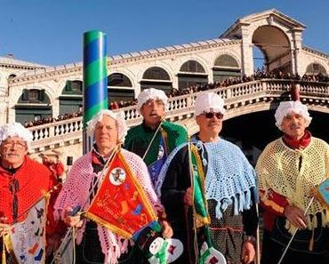 La Regata delle Befane 2013 in Venedig