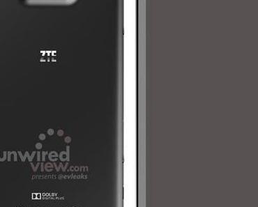 ZTE: neues 5 Zoll Phablet ZTE P945 aufgetaucht