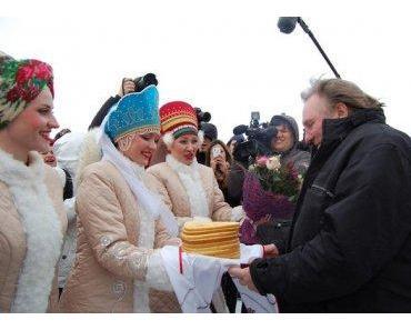 Depardieu ist Russe geworden: gar nicht so verrückt, diese Gallier!