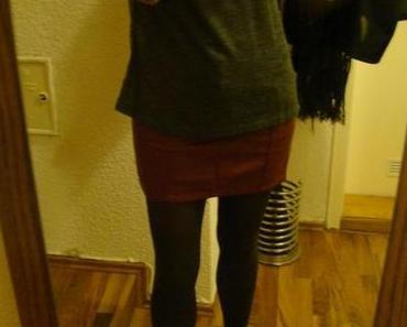 OOTD Zara Shirt