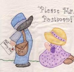 Hey Mr. Postman…- January 2013 #1