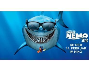 Nemo ist wieder da: jetzt in 3D!