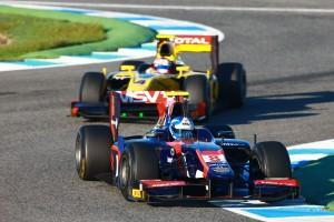 GP2 Series: Newsblog 01/2013