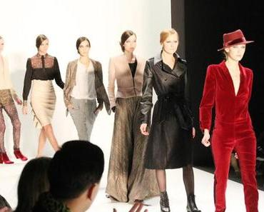 Fashion Week Berlin / Tag 2:Holy Ghost Show AW 13/14