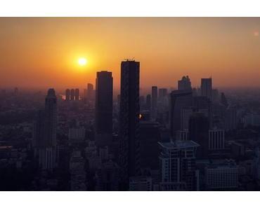 192 Meter über Bangkok