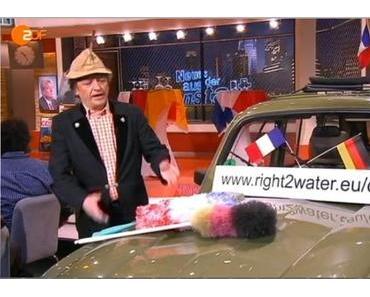 Wasser ist ein Menschenrecht – Jetzt gegen Brüsseler Pläne aktiv werden