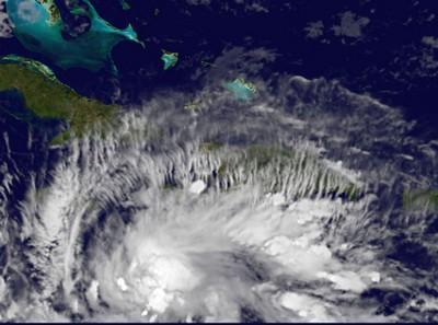 Wirbelsturm TOMAS aktuell: Nun doch als Hurrikan nach Haiti?