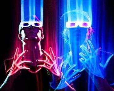 """Robyn """"Indestructible"""" im Laserkraft 3D Remix"""