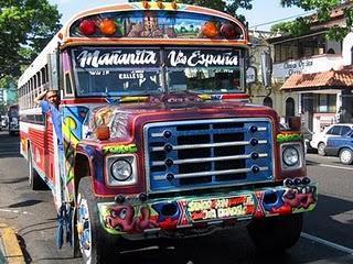 Mit dem Bus durch ... den wilden Westen Panamas