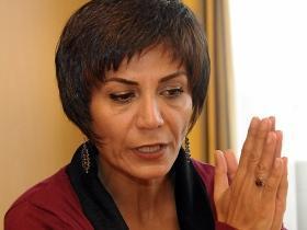 Mansoureh Shojaee bleibt in Deutschland