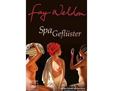 Rezension: Spa Geflüster von Fay Weldon