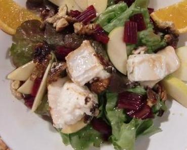 Herbstlicher Rote-Bete-Salat