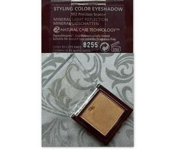 """Esprit Styling Color Lidschatten """"precious bronze"""""""