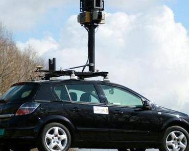 Google Street View – naendlich…
