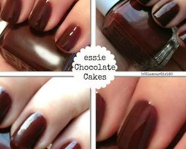 essie Chocolate Cakes