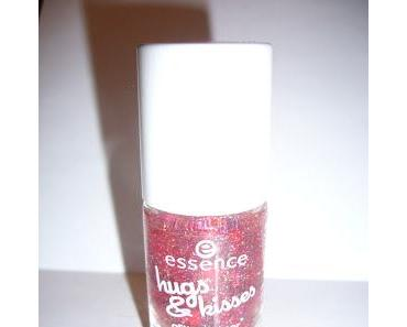 Essence Hugs & Kisses Topper | 04 Sunshine and Red Roses