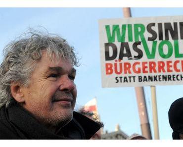 """Der Rebell aus Österreich: """"Bitte schicken Sie uns kein Geld mehr!"""""""