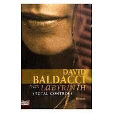 "David Baldacci ""Das Labyrinth"""