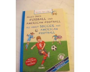 Blogg dein Buch: Alles über Fussball und American Football ...