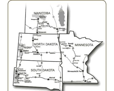Warum es North Dakota und South Dakota gibt
