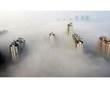 Green Logistics geht unter in Pekings Smog