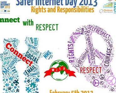 Safer Internet Day 2013: Rechte und Pflichten in der Online-Welt