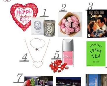 Valentine's Day – Geschenksideen #1