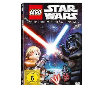Ab 8. März auf DVD: LEGO Star Wars - Das Imperium schlägt ins Aus
