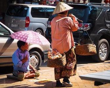 Laos – Vientiane und Brot