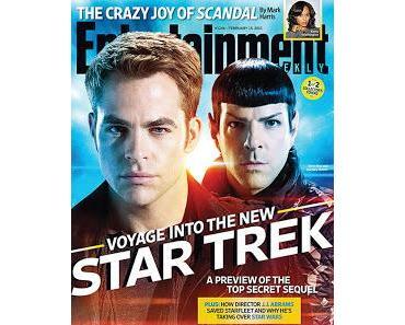 Star Trek Into Darkness: Neue Fotos aus dem Film sind online