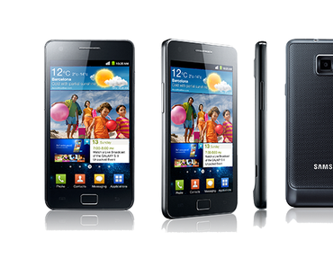 Samsung Galaxy S2: Update auf Android 4.1.2 erreicht Deutschland