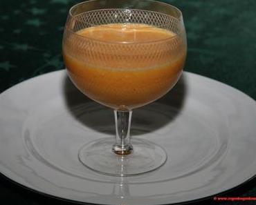Orangen-Karotten-Smoothie – Flüssige Vitamine