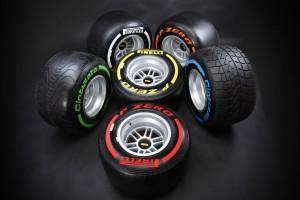 Formel 1: Reifenmischungen für die ersten Rennen