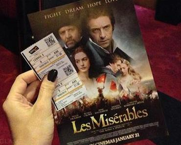 Les Miserables – Cinema and Movie Review – Bangkok, Terminal 21