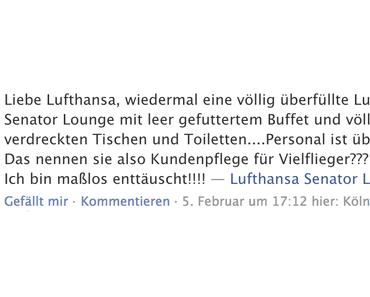 Lufthansas Stress mit Vielfliegern – Kundenservice & Dialog