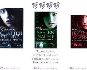 Die dunklen Mächte - Trilogie