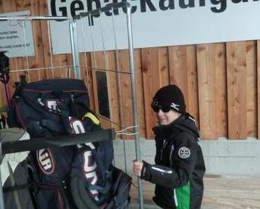 Sportferien in Braunwald: unsere Ankunft im Schneeparadies