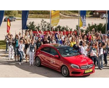 Mercedes-Benz Lady Day 2013